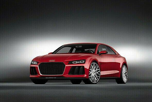 Audi stellt in Las Vegas den Sport quattro laserlight vor