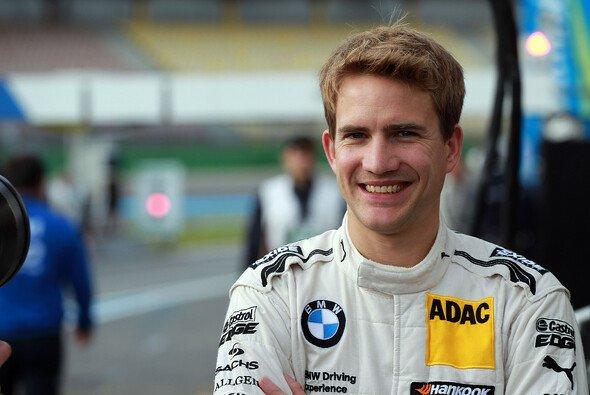 Dirk Werner ist Teil der Besatzung des BMW Z4 GT3