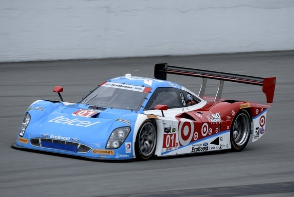 Chip Ganassi Racing setzte der Corvette-Dominanz ein Ende