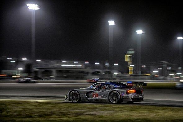 All-american Pole mit belgischer Unterstützung: Viper in Daytona dank Goossens vorne