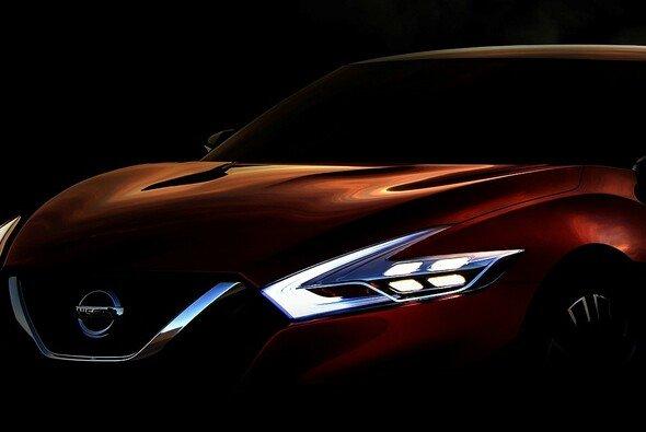 Das Nissan Sport Sedan Concept gibt einen Ausblick auf eine neue energiegeladene Designrichtung