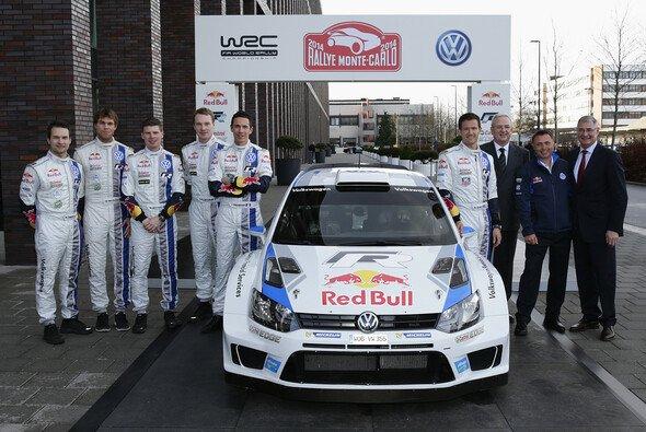 Volkswagen will an die Erfolge von 2014 anknüpfen