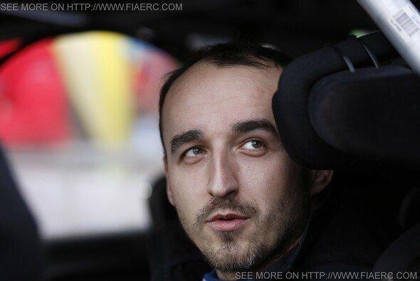 Robert Kubica blickt mit nicht allzu viel Wehmut zurück - Foto: ERC