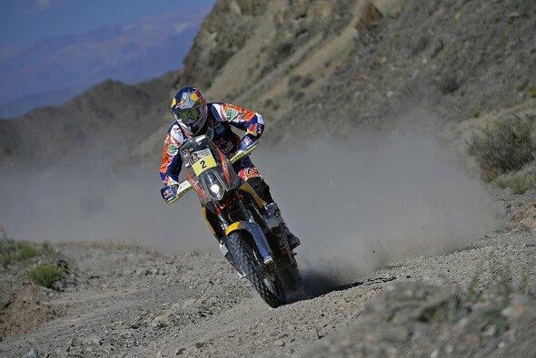 Marc Coma ist der große Gewinner der fünften Etappe