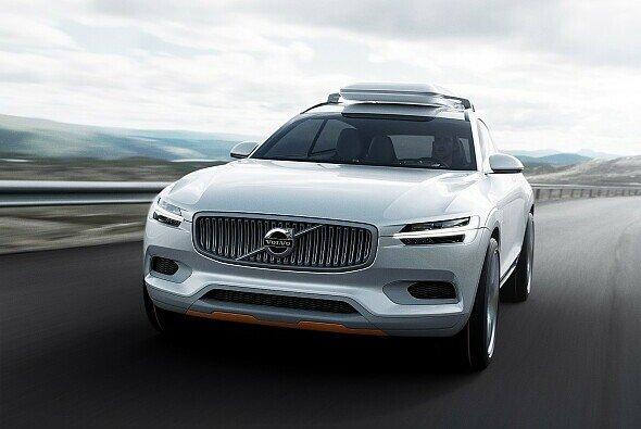 Volvo zeigt sein neues Modell