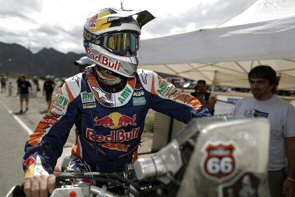 Marc Coma gewann die zweitlängste Etappe dieser Dakar