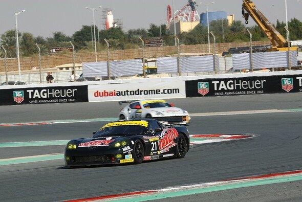 Nicky Pastorelli lag mit der Corvette lange Zeit in Führung - Foto: Creventic