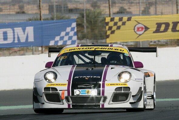 Christian Engelhart gewann kürzlich die 24 Stunden von Dubai