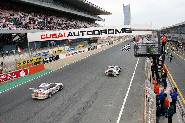 Das erste Training in Dubai wurde absolviert - Foto: Creventic