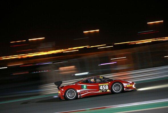 GT Corse belegte einen zufriedenstellenden vierten Platz