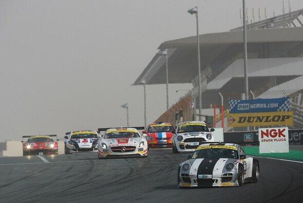 Bei rund 80 Sportwagen behauptete sich Attempto Racing im Vorderfeld