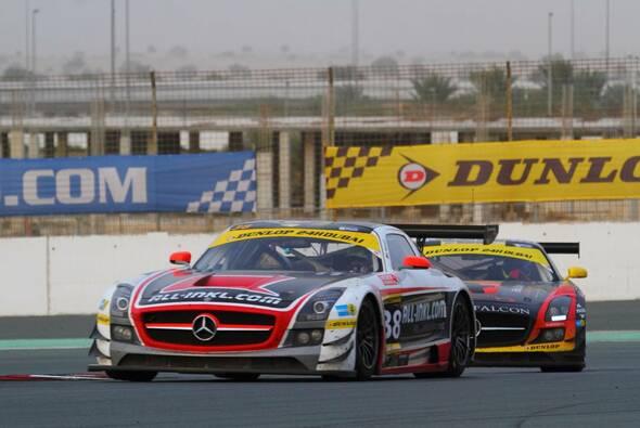 Für Mercedes lief es in der Wüste gut, nur der große Wurf blieb aus