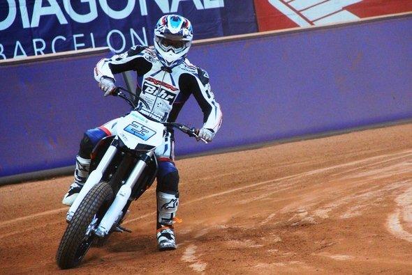 Schrötter duellierte sich mit MotoGP-Champion Marc Marquez