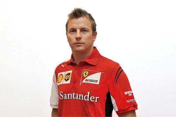 Kimi Räikkönen hat die Arbeit bei der Scuderia aufgenommen