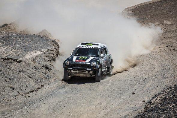 Die Minis dominieren die diesjährige Ausgabe der Dakar