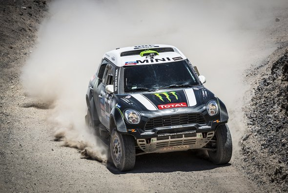 Die Dakar 2014 wird zur reinen Mini-Show