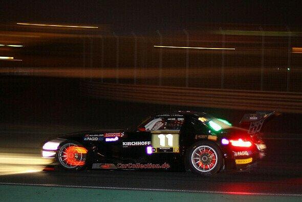 PoLe Racing kann mit dem Auftritt in Dubai zufrieden sein