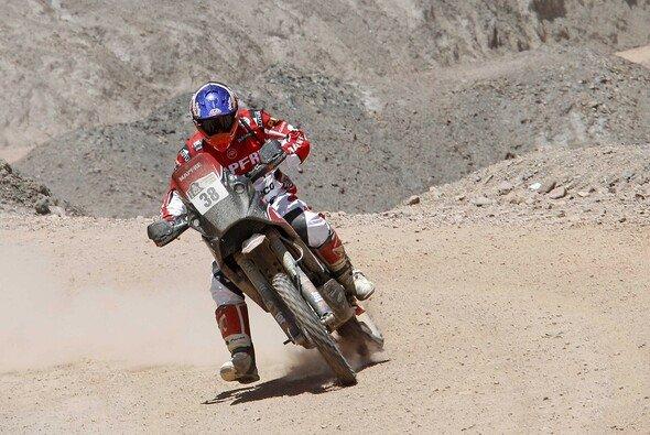 Für Jeremias Israel Esquerre ist das Abenteuer Dakar beendet