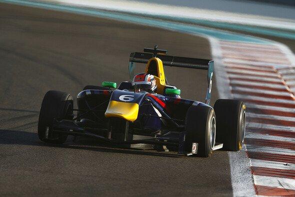 Niederhauser empfahl sich bei Testfahrten in Abu Dhabi