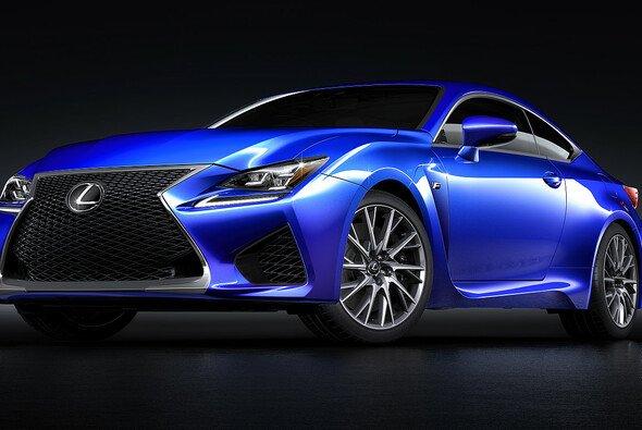 Lexus präsentiert den RC F