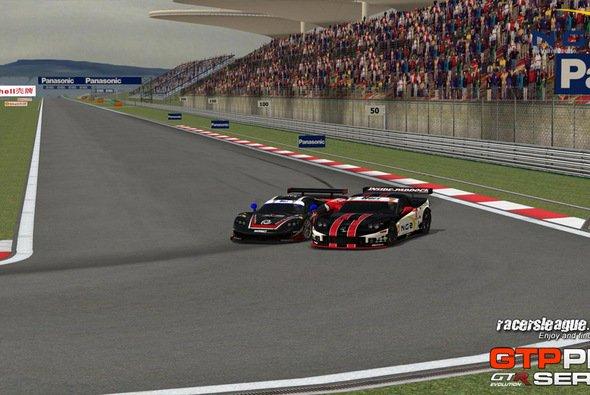Duell auf Augenhöhe: Thomas Wackerbauer und Thomas Tometzki sind die Titelfavoriten - Foto: Racersleague
