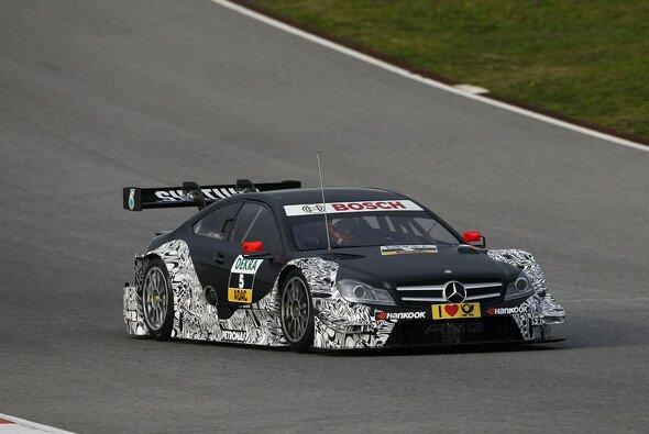 Di Resta zählt ebenfalls zum Mercedes-Kader - Foto: Mercedes-Benz
