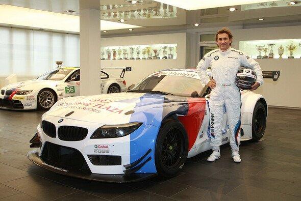 Alex Zanardi heuert wieder bei BMW an