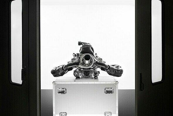 Der Turbo-Motor steht kurz vor seinem ersten Einsatz