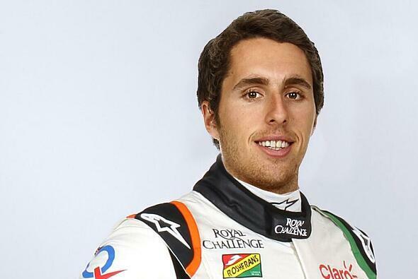 Daniel Juncadella schließt sich 2014 Force India an