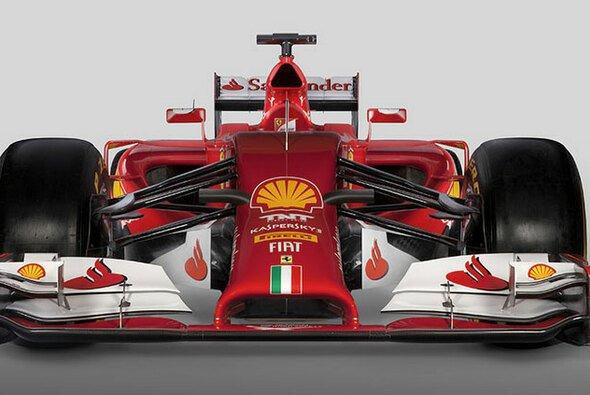 Der F14 T soll den Erfolg zurück nach Maranello bringen