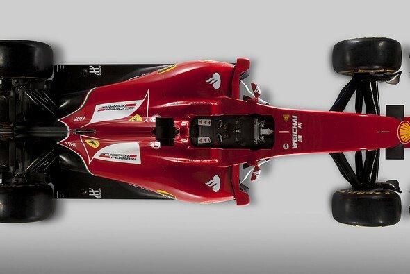 Der F14 T stellte die Ingenieure vor viele Herausforderungen
