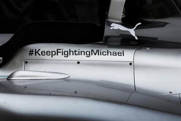 Mercedes denkt an Schumacher