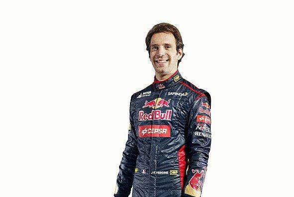 Jean-Eric Vergne geht in seine dritte Saison beim Red Bull Farmteam Toro Rosso