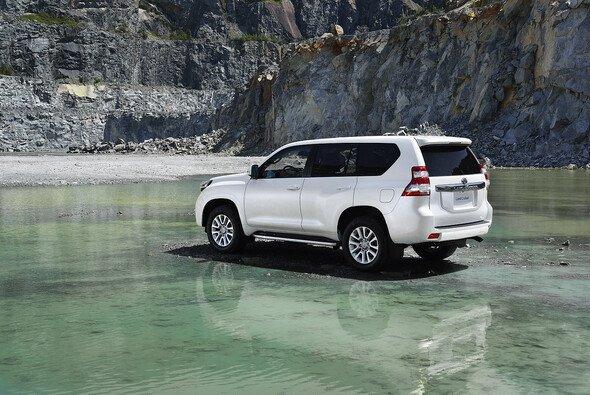 Toyota legt den Toyota Land Cruiser neu auf
