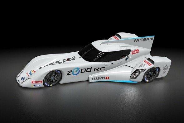 Der Nissan Zeod RC bekommt die 56. Garage