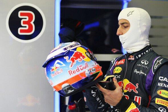 Ricciardo vertraut auf Red Bull & Newey
