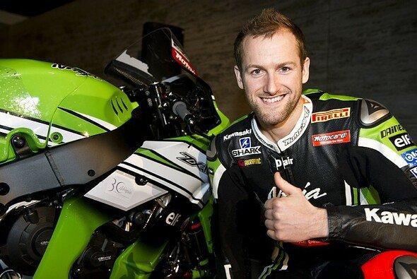 Weltmeister Tom Sykes wird seine Kawasaki in Jerez zu weiteren Tests ausführen