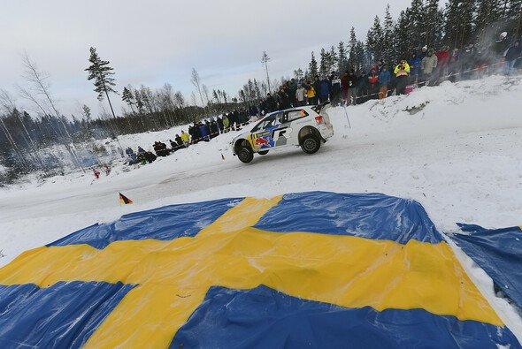 Für die Normdmänner Jari-Matti Latvala und Andreas Mikkelsen ist der Schnee in Schweden gewohntes Terrain