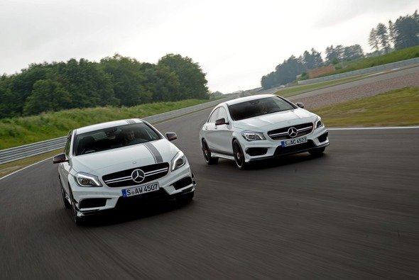 Mercedes-AMG verzeichnete eine starke Nachfrage in den drei größten AMG Märkten