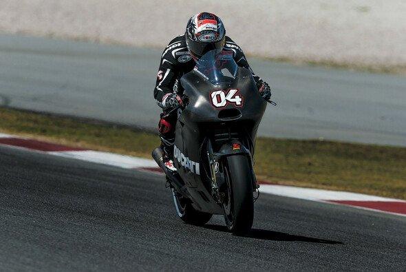 Andrea Dovizioso und Cal Crutchlow glauben weiter an das Potential von Ducati