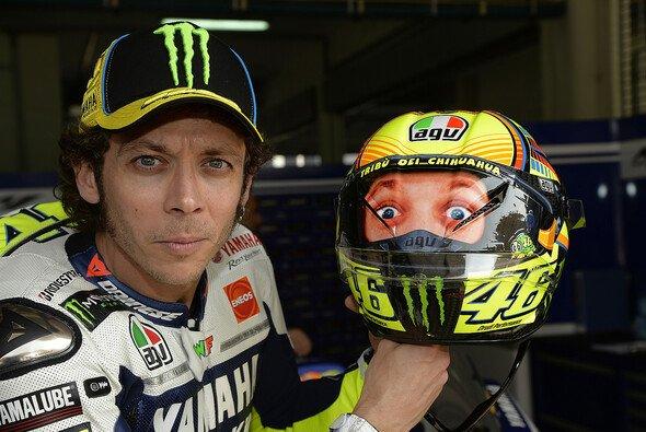 Valentino Rossi kümmert sich um den italienischen Nachwuchs