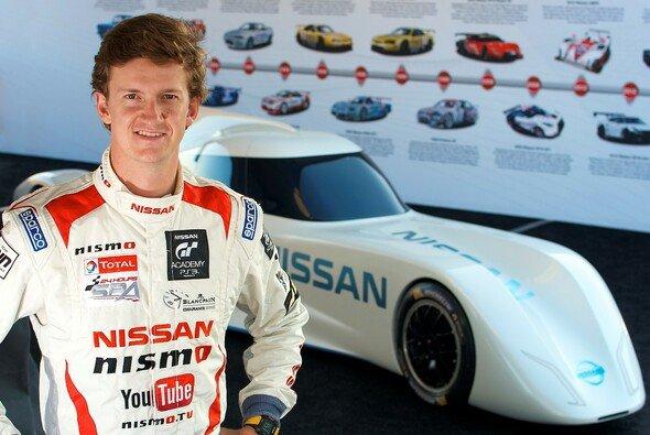 Nissan betritt in Le Mans Neuland