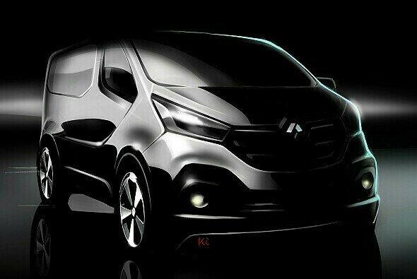 Der Renault Trafic wird in der dritten Generation neu aufgelegt