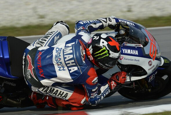 Jorge Lorenzo bleibt nur bei Yamaha, wenn die M1 ähnlich stark wie die Bikes der Konkurrenten ist