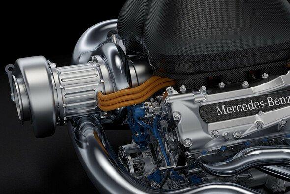 Die Power Units könnten mit noch weniger Benzin fahren - Foto: Mercedes-Benz/adrivo