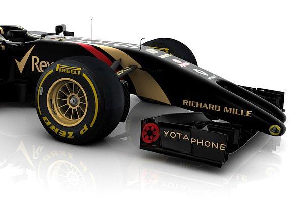 Für die Formel-1-Experten war die Lotus-Nase keine große Überraschung