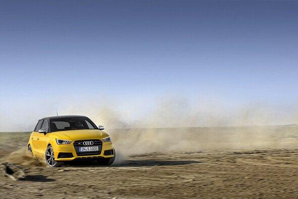 Der Audi S1 und S1 Sportback rollt im 2. Quartal 2014 zu den Händlern