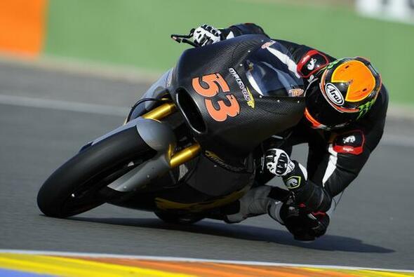 Esteve Rabat führte das Moto2-Feld am Mittwoch an