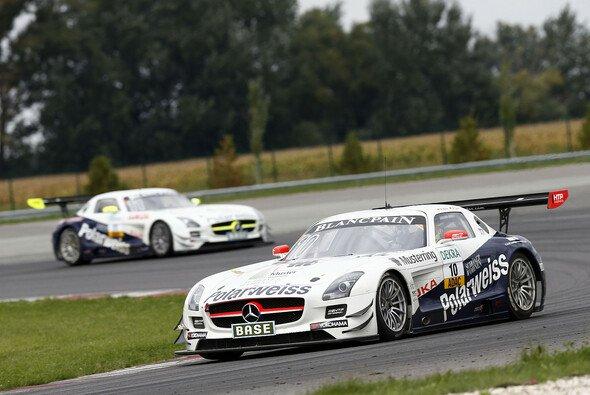 HTP Motorsport ist das zweite Team, das auf den Mercedes-Benz SLS AMG vertraut