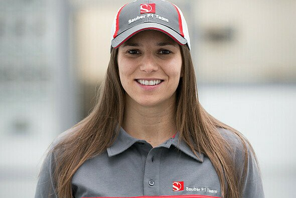 Simona de Silvestro fährt seit 2010 bei den IndyCars
